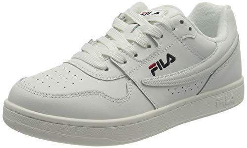 FILA Arcade wmn zapatilla Mujer, blanco (White), 38 EU