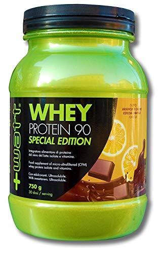 +WATT Whey Protein 90 Special Edition - 750gram - Gusto Arancia e Cacao
