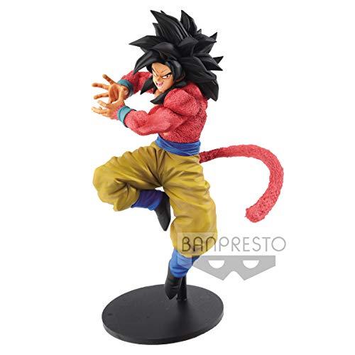 Banpresto Dragon Ball GT, Son Goku x10 Kamehameha Figure, 82517