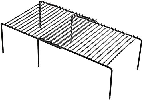 zyl Estante de Armario Extensible Organizador de estantes de Cocina Independiente Estante de Cocina de Almacenamiento de cocinas de Metal Frascos multifunción Organizadores de Especias