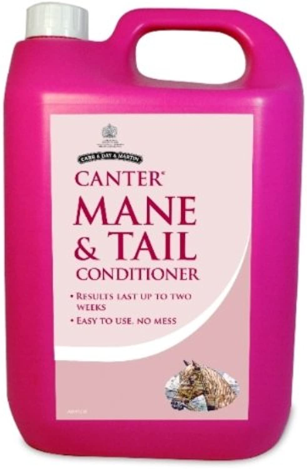 Carr & Day & Martin  Canter Mane & Tail Conditioner x 5 Lt Refill