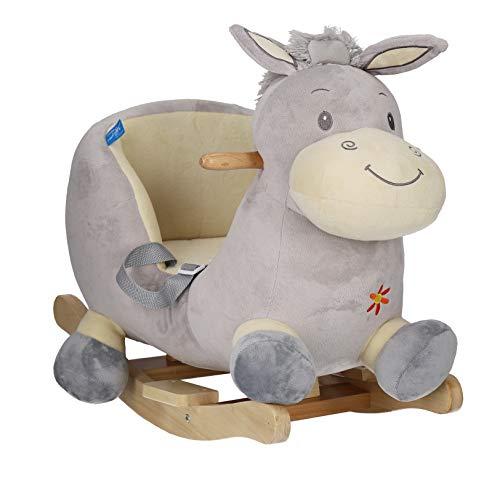 Bieco Schaukeltier Esel Fips ab 9 Monate, 74-004015