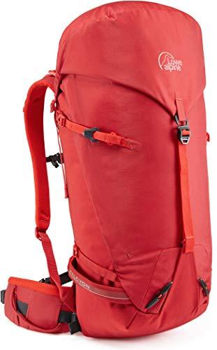 Lowe Alpine Halcyon 35:40 Skirucksack, Haute red