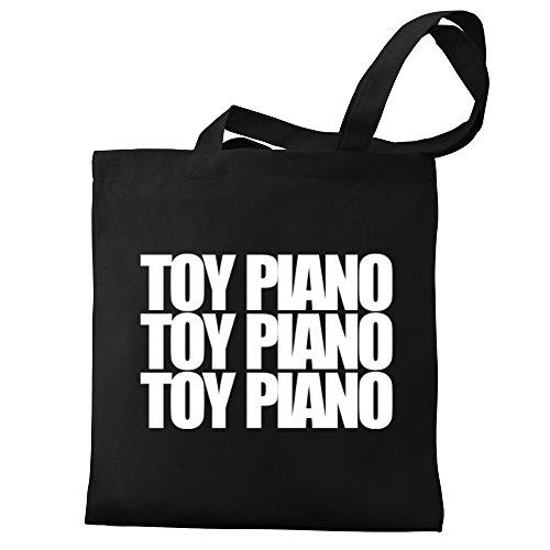 Eddany Toy Piano Three Words Bereich für Taschen