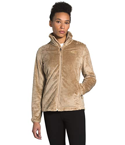 The North Face Women's Osito Jacket, Hawthorne Khaki, 3XL