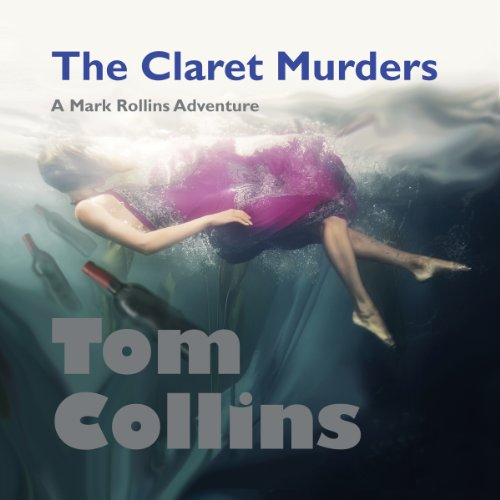 The Claret Murders audiobook cover art