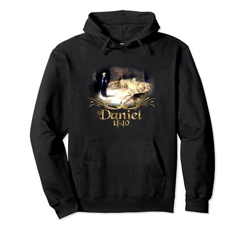 Daniel dans la fosse aux lions 0703 Sweat à Capuche