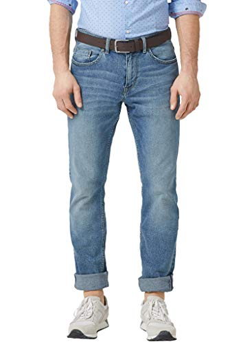 s.Oliver Herren 3899714531 Slim Jeans, Blau (Blue Denim Stretch 54z4, 32W/36L
