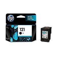 (まとめ) HP121 プリントカートリッジ 黒 CC640HJ 1個 【×3セット】 AV デジモノ パソコン 周辺機器 インク インクカートリッジ トナー インク カートリッジ 日本HP(ヒューレット パッカード)用 [並行輸入品]