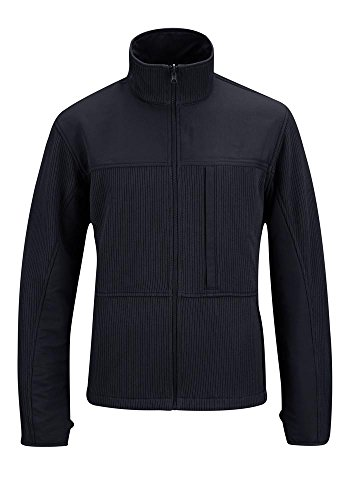 Propper Men's Full Zip Tech Sweater, LAPD Navy, 3X-Large/Regular