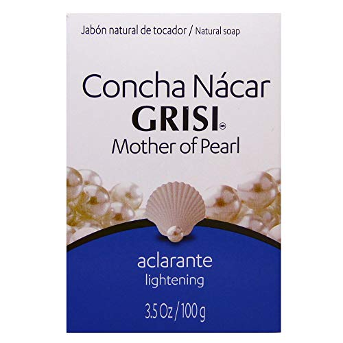 Grisi Natural Mother Of Pearl Soap, 3.4 oz