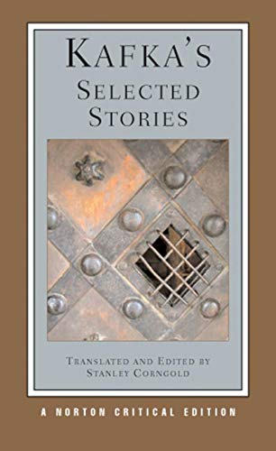 Kafka's Selected Stories (First Edition) (Norton Critical...
