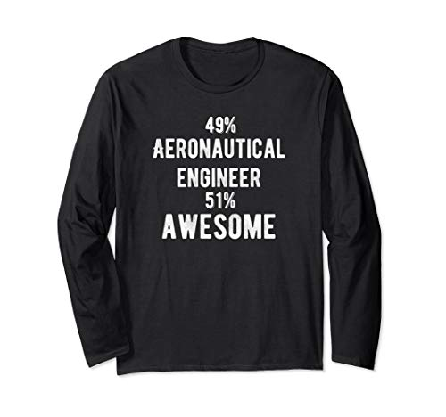 49% Agricultural Consultant 51% Awesome - Funny Job Title Long Sleeve T-Shirt