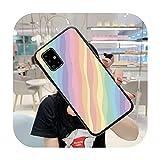 Fashion Art Coque de téléphone pour Samsung S5 S6 S7 S8 S9 S10 S20 S21 Edge Plus E Fe Lite...
