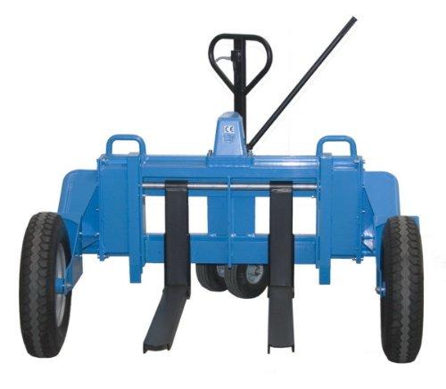 Typ BF-GL, Handgabelhubwagen Hublast 1200kg, für unebenes Gelände