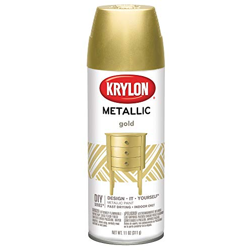 KRYLON Diversified Brands Gold Spray Paint