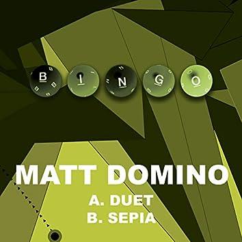 Duet / Sepia