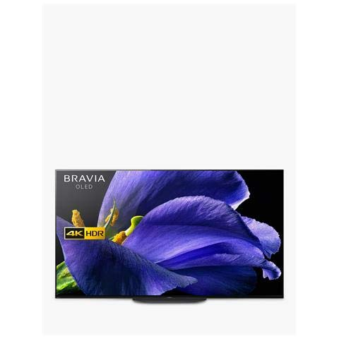 Sony KD-65AG9 Bravia 65 Zoll (164cm) Fernseher (OLED, 4K HDR Prozessor X1 Ultimate, Acoustic Surface