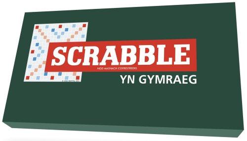 Paul Lamond - Welsh Scrabble