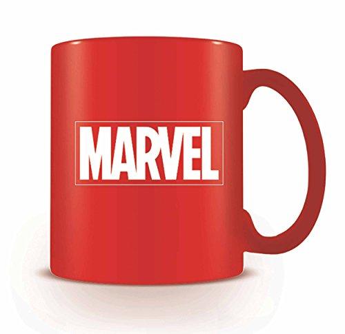 Marvel MG23450 Mug, Multicolore, 315 ml/11 oz