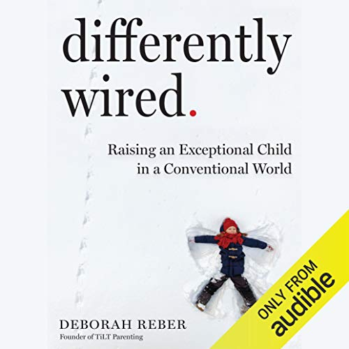 Differently Wired audiobook cover art