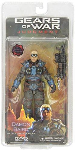 NECA - Figura de acción Gears of War (52237)