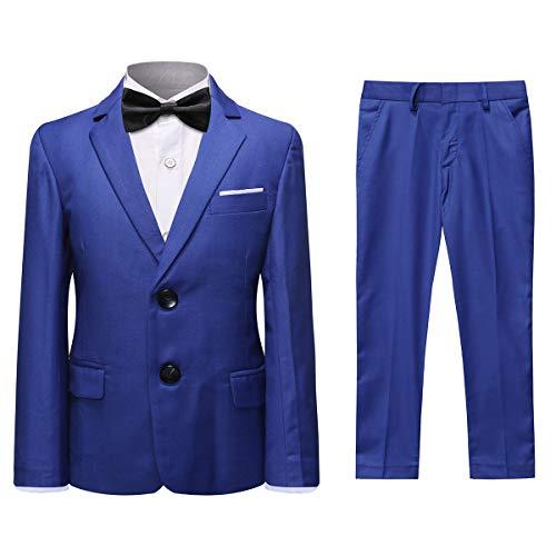 Opiniones de Pantalones de traje para Niño los más recomendados. 11