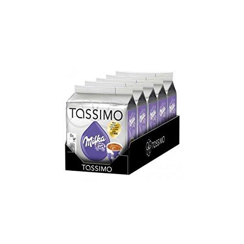 40 T-Discs Tassimo HOT CHOCOLATE SET (Milka