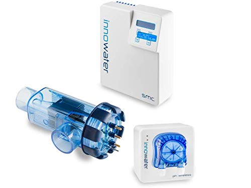 OKU Obermaier Electrolisis de agua salada SMC-20 de Innowater, pH hasta 90...