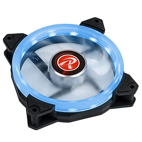 Raijintek IRIS 12 LED-Lüfter, blau - 120mm