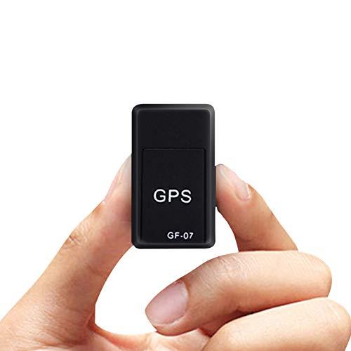 Kedelak Dispositivo di localizzazione GF07 Mini localizzatore GPS Localizzatore di localizzazione in tempo reale Dispositivo antifurto Localizzatore magnetico Localizzatore di veicoli Controllo voca