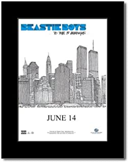 Best to the 5 boroughs poster Reviews