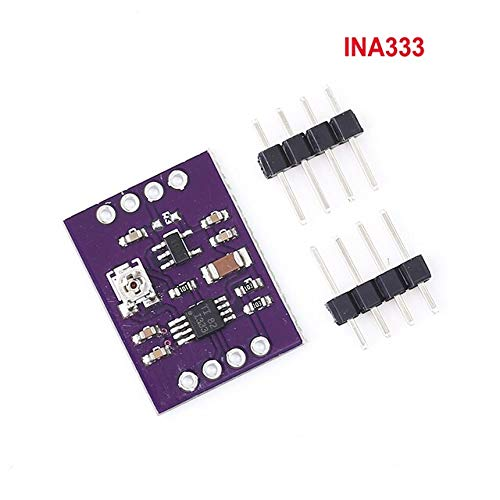 INA333 Three-Operational-Amplifier Human Micro Signal Multifunctional Three Op Amp Precision Instrumentation Amplifier Modu