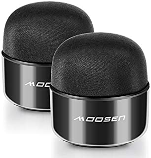 【True Son Stéréo】 moosen Jumelage de Deux Haut-parleurs Forme HD Surround Son Stéréo Enceinte Bluetooth, TWS Haut-Parleur ...