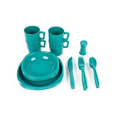 Chinook 42450 Camper Tableware Set