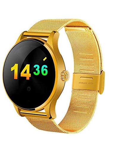 Intelligente Uhr,1.2In K88H Frauen Bluetooth Smart Watch Herzfrequenzmesser Fitness Tracker Sport Smart Armband Smartwatch Für Android IOS