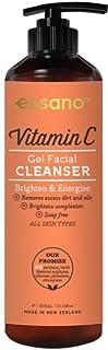 Essano Vitamin C Gel Facial Cleanser - Brighten and Energise, 300ml