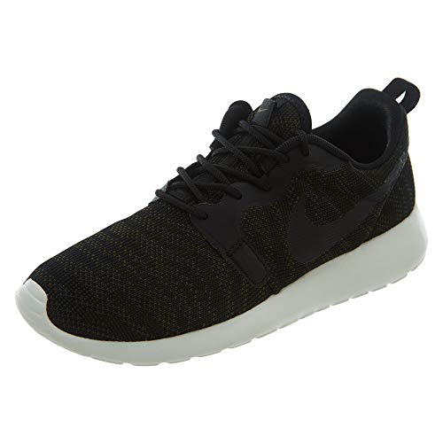 Nike Roshe Run 705217-300, Damen Low-Top Sneaker, Grün (Faded Olive/Schwarz-Sail 300), EU 38.5