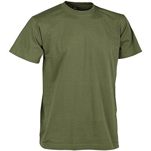 Helikon T-Shirt US Vert Taille M