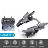 RC Drone WiFi FPV VR Quadcopter avec 110 degrés Grand Angle caméra HD 1080P 2,4 GHz 4CH 6-Axis Gyro contrôle à Distance d'hélicoptère, à Distance Drone Caméra Débutant Drone,B,500W