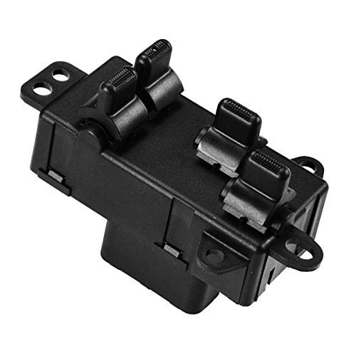 ATRACYPART Master Power Window Switch Front Left Driver Side | for 2004 2005 2006 2007 Chrysler Town & Country Dodge Caravan Grand Caravan | #4685732AC, 04685732AC