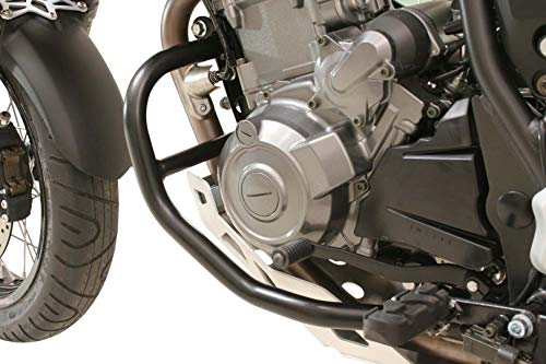 SW-MOTECH Barra antivuelco negra para Yamaha XT 660 R/X (04-)