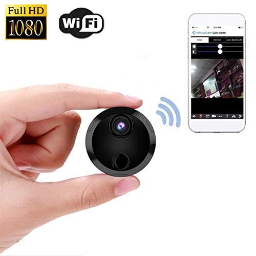 Spia Videocamera Nascosta,HD1080P Spy Cam Videocamera di sorveglianza Interno IP telecamera di sorveglianza,Motion Detection, supporta scheda TF fino a 32GB(inclusa)