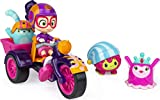 Abby Hatcher, Adventure Bike with 4 Collectible Figures