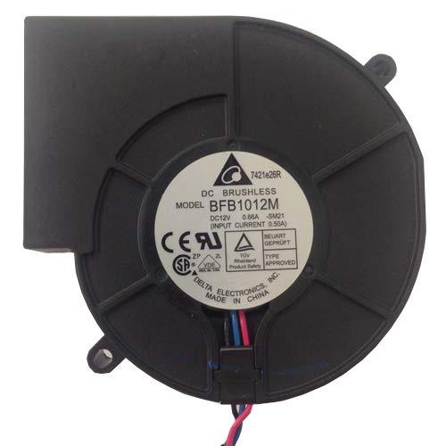 Desconocido Ventilador BFB1012M Vitro Inducción Teka IT 6320 7421e26R