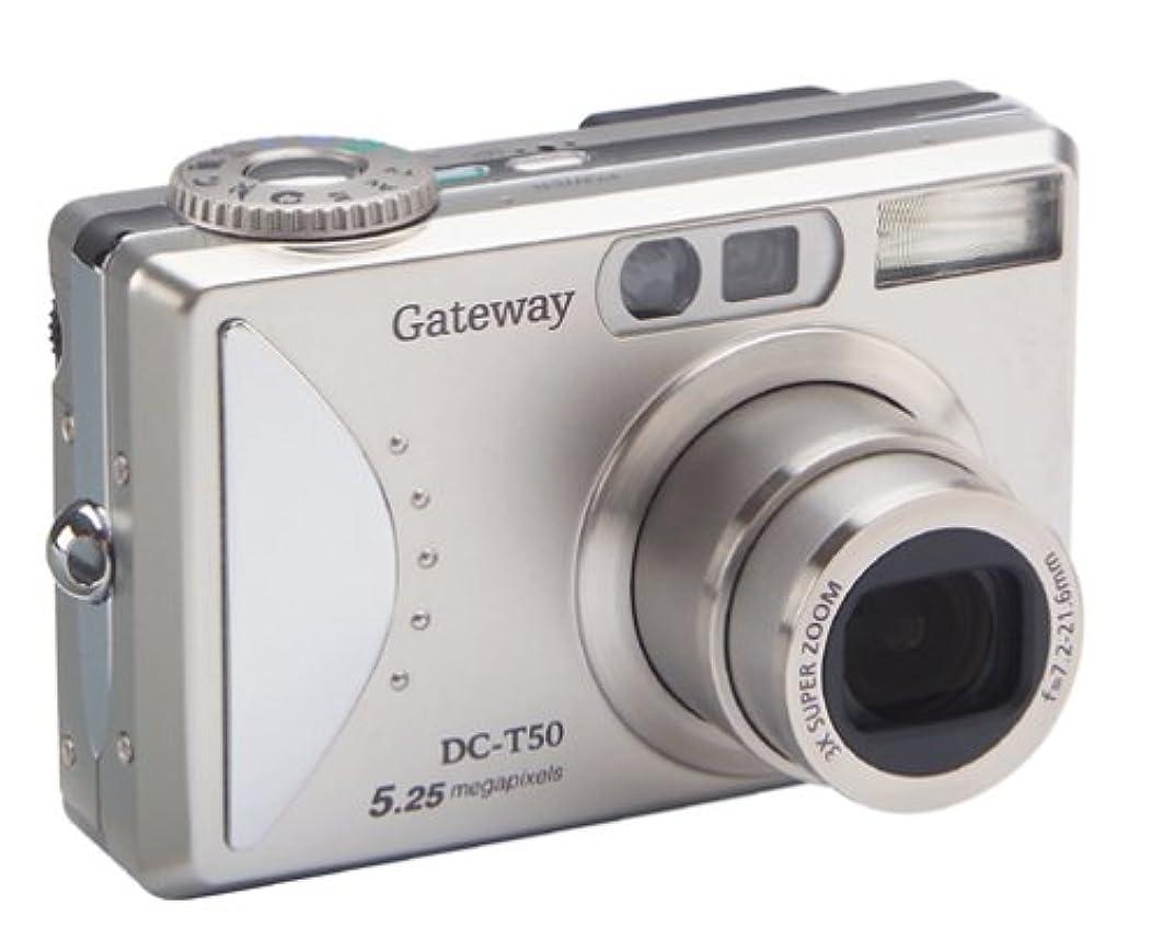Gateway DC-T50 5MP Digital Camera w/ 3x Optical Zoom
