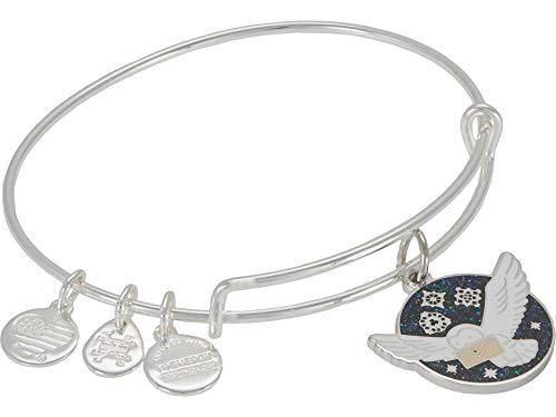 Alex and Ani Harry Potter Owl Post Bangle Bracelet Multi One Size