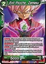 Dragon Ball Super TCG - Evil Psyche, Zamasu - Series 3 Booster: Cross Worlds - BT3-077