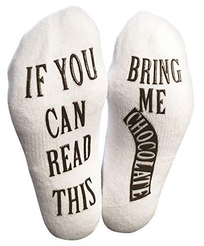 Wein-Socken entzückend, wenn Sie Diese lustigen Socken für Gastgeber-Housewarming-Geburtstage lesen können
