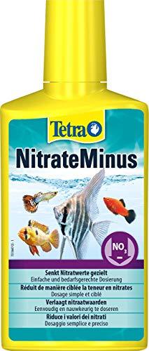 Tetra NitrateMinus (zur dauerhaften Senkung des Nitratgehalts und zur biozidfreien Algenkontrolle), versch. Größen